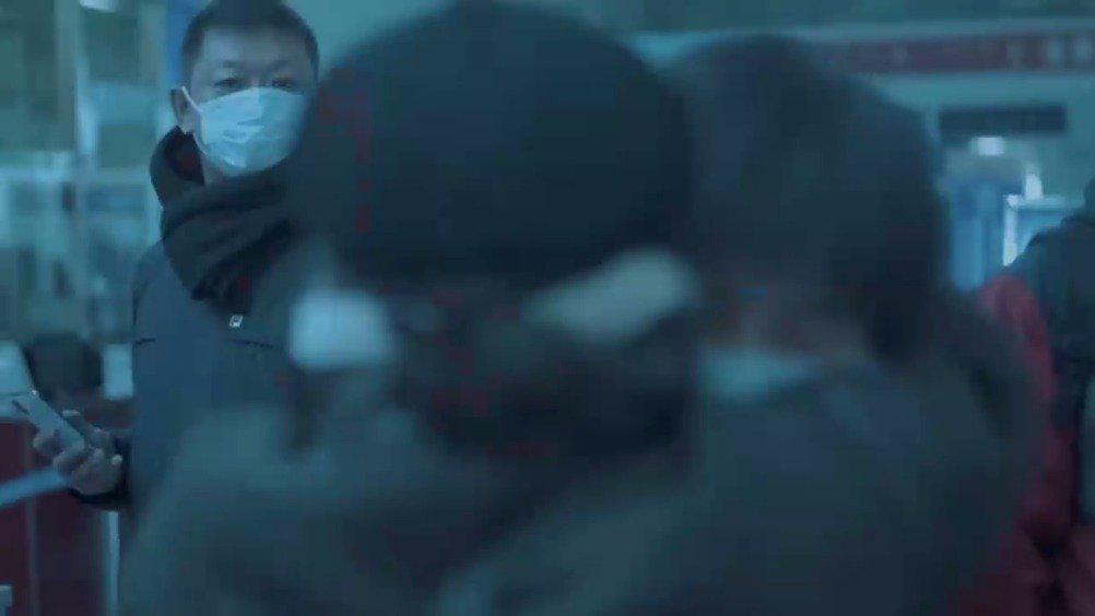 若我归来——向战斗在抗疫前线的医务人员表示最崇高的敬意!