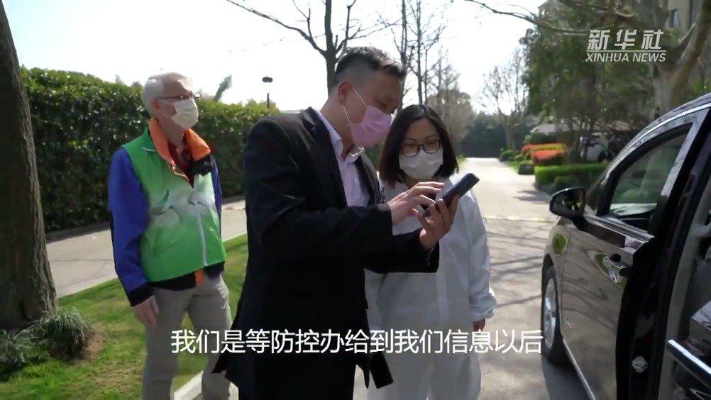 在沪外籍人士:中国所做的努力让人惊喜