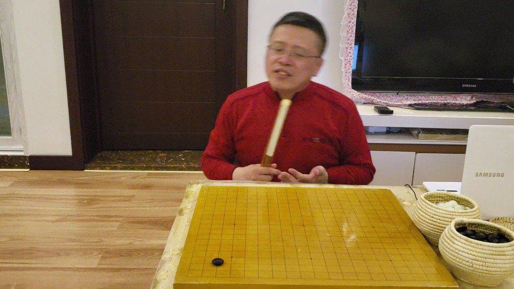 """@边云岭微博//围棋文化常识之 现代围棋(二)""""昭和棋圣""""吴清源面"""