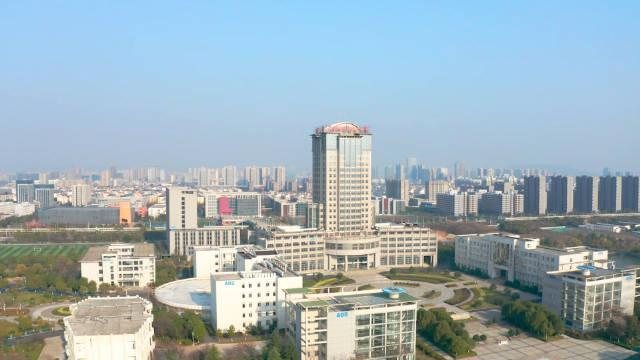 等你开学(二)南京航空航天大学@南京航空航天大学将军路校区 @南京