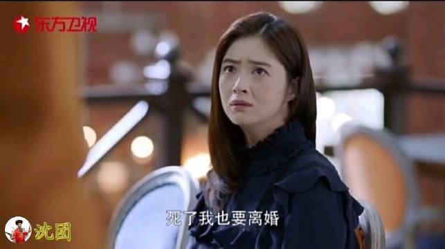 电视剧《如果岁月可回头》江小美要离婚就这么难吗她有必须离婚的理由