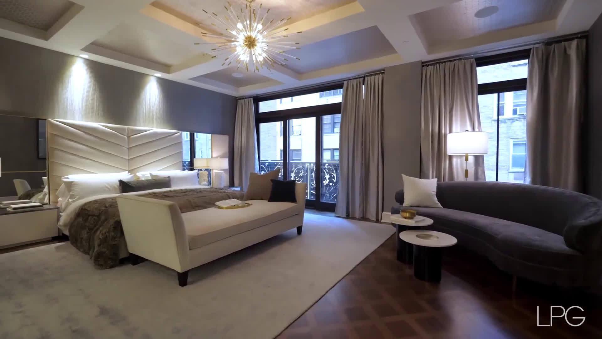 豪宅设计欣赏, 第48期:上东区奢华联排别墅  118 East 76th Street