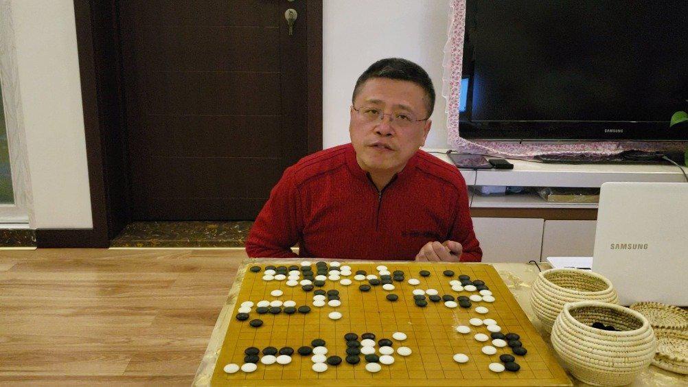 视频-请回答1985中日围棋擂台赛 江铸久开始表演
