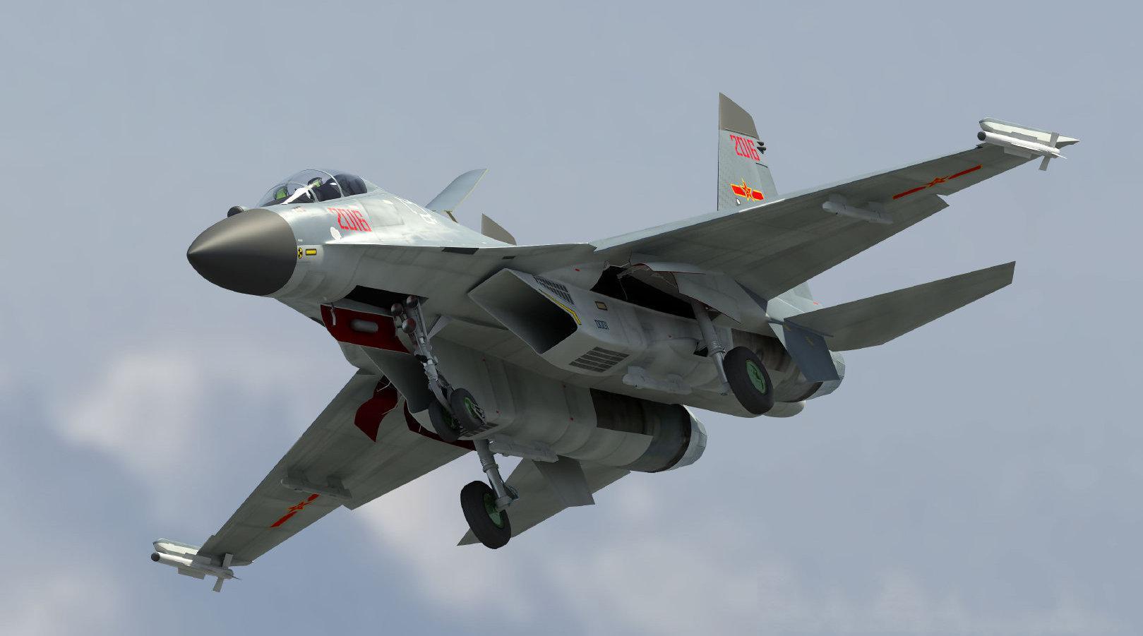 国产四代机实力强悍,可碾压法国阵风战机,综合实力追平苏-35