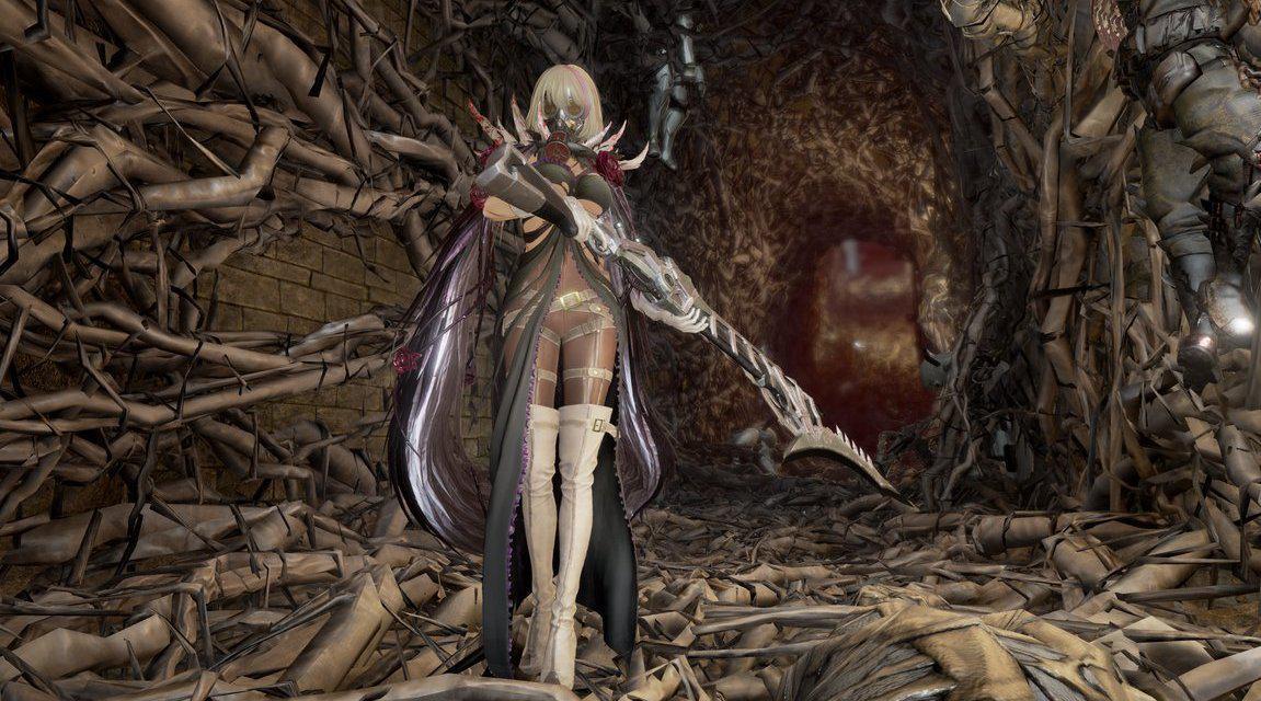 万代南梦宫于今天推出PS4/Xbox One/PC《噬血代码》第三弹DLC内容
