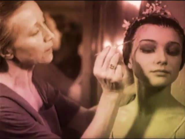 Absolute Pitch栏目 芭蕾中的吉赛尔一角 应该是比较早年的视频(就主