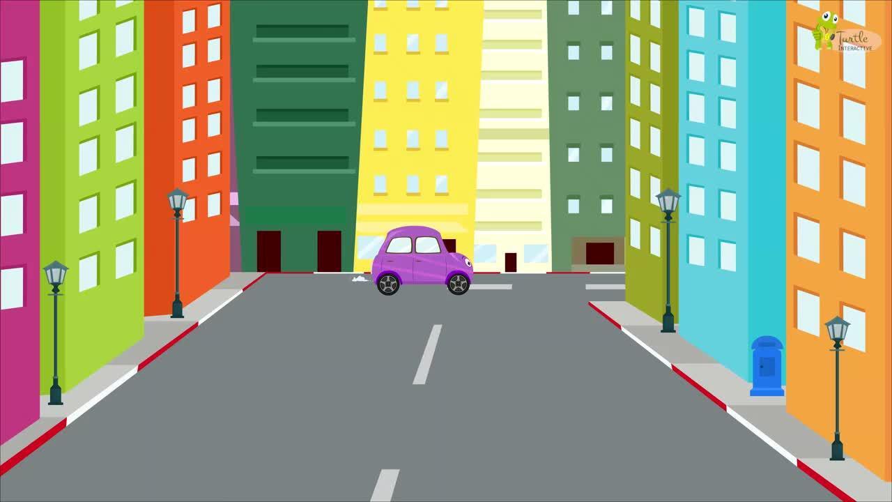 英语启蒙+Traffic Lights Song