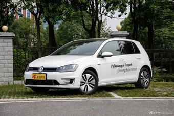 3月新车比价 大众高尔夫新能源石家庄8.3折起