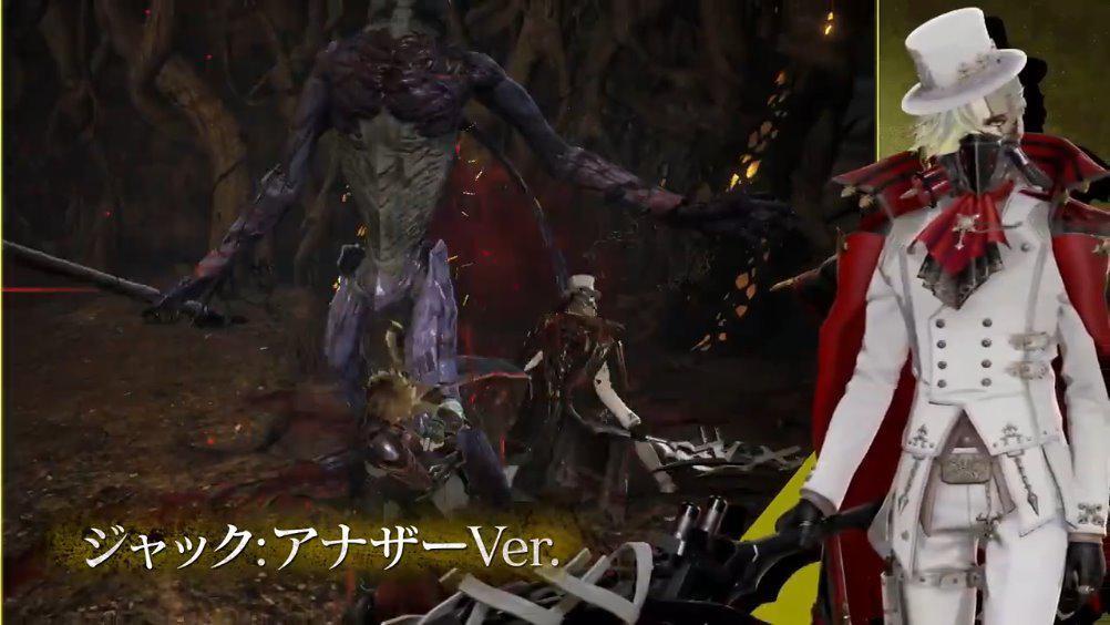 """《噬血代码》第三弹DLC""""Lord of Thunder""""已于今日更新"""