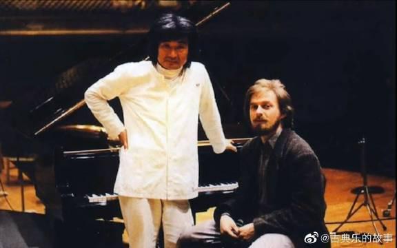 齐默尔曼、小泽征尔:拉赫玛尼诺夫第二钢琴协奏曲