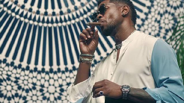 Usher联手Ella Mai 合作的新单《Don't Waste My Time》官方MV首播