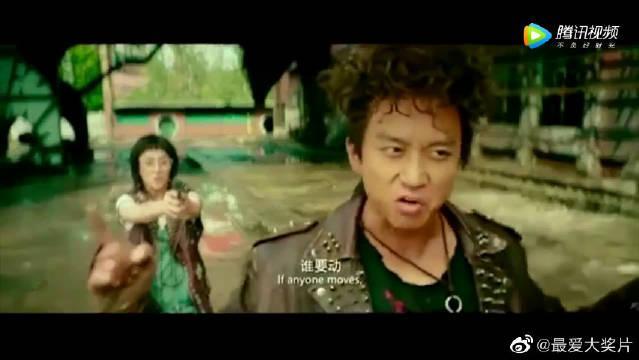 《恶棍天使》邓超对孙俪最为尴尬搞笑片段,我没笑!