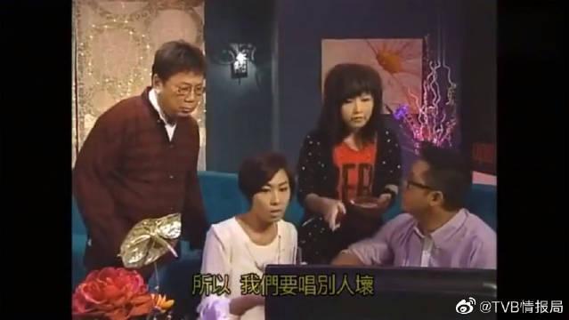 """失恋的钟嘉欣竟唱起了林峯的""""爱不疚""""?有点意思!"""