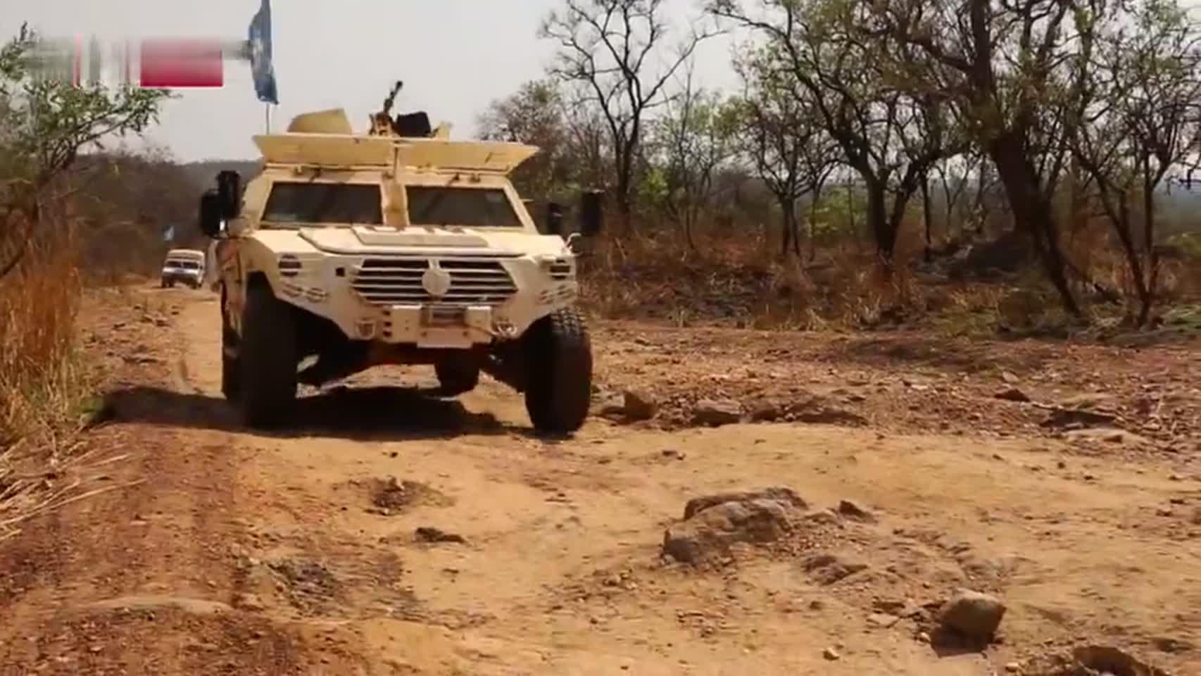 中国驻南苏丹维和步兵营圆满完成武装护卫任务