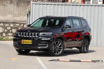 3月限时促销 Jeep指挥官混动深圳