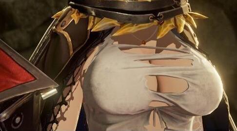 """二次元魂like游戏《噬血代码》第三弹付费DLC""""迅雷皇帝""""宣传片公布"""