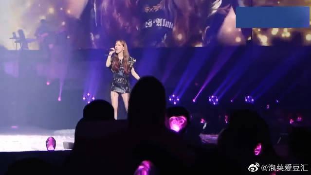 少女时代金泰妍首尔演唱会《I》,金泰妍就是最美
