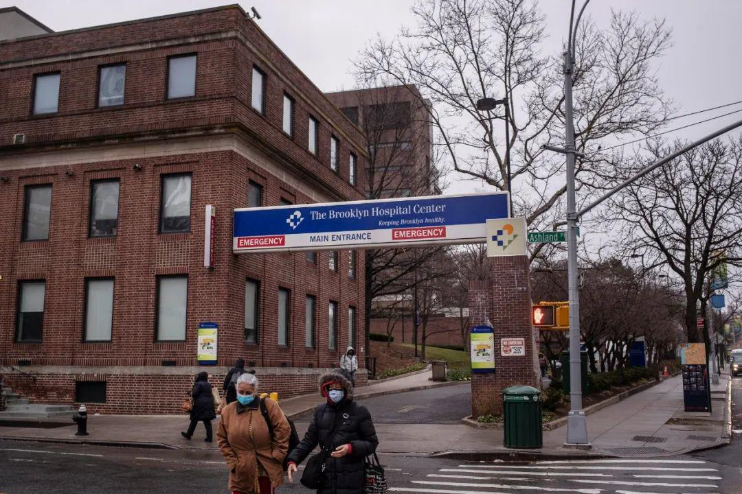 """直击纽约医院:""""这是世界末日"""",""""我们是那片竹林"""""""