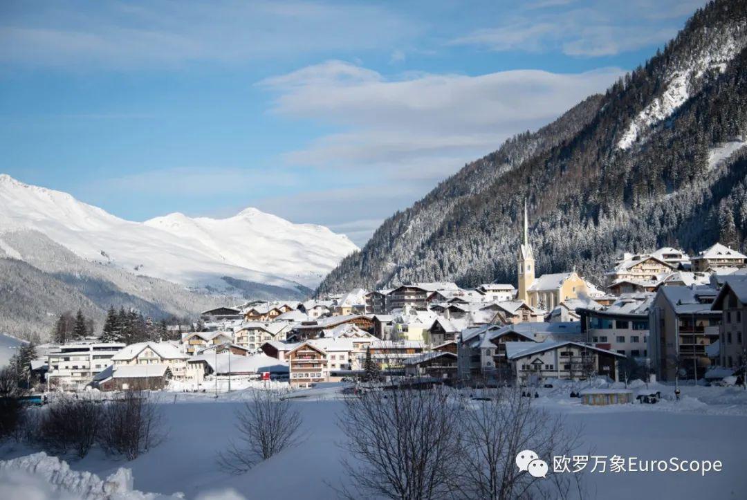 一个奥地利滑雪小镇,成了病毒在北欧五国肆虐的起点