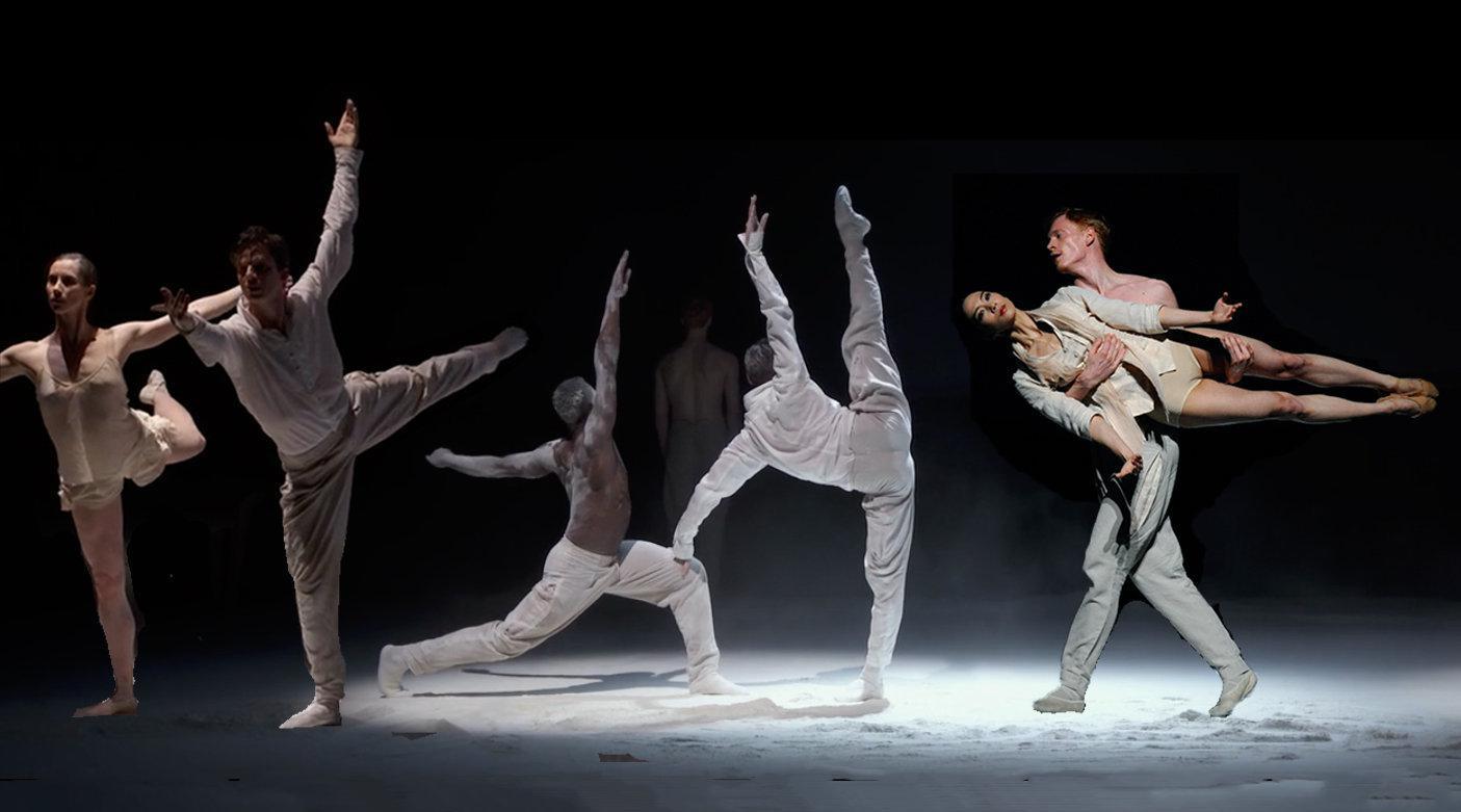 荷兰舞蹈剧场|疫情期间完整作品[Stop Motion]高清呈现  无需懂得
