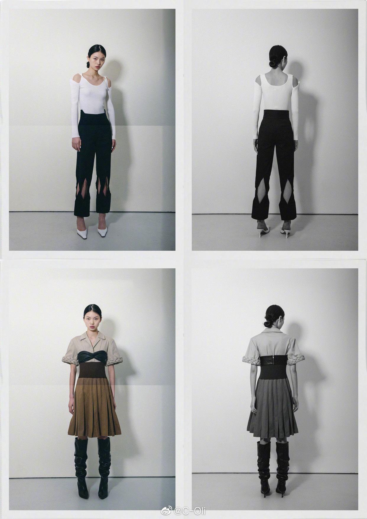 CALVIN LUO F/W 2020  ||  CALVIN LUO发布了品牌2020秋冬女装系列