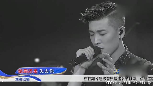 灵魂歌手!张赫宣走心演绎《默》,唱得撕心裂肺,扎心了!