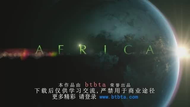 BBC神级纪录片《非洲》系列之 非洲的未来