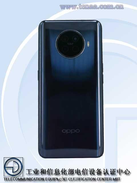OPPO Ace2 5G工信部信息公布:重185克,48MP浴霸四摄