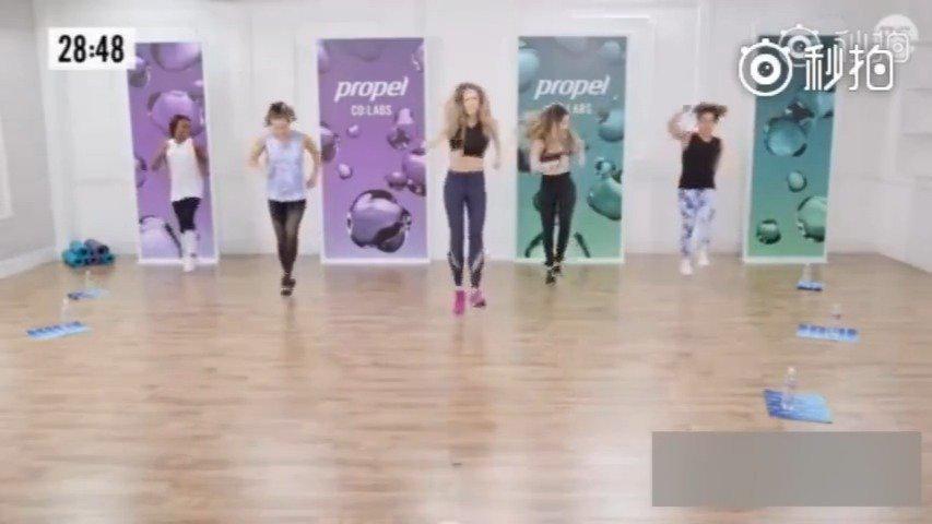 舞蹈和拳击训练,高能量有氧拳击运动来挑战你的身体,燃烧卡路里