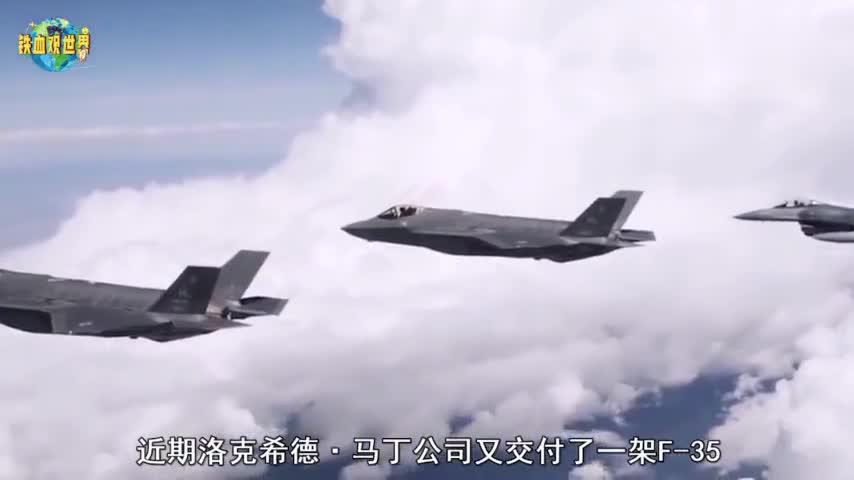 美军喜提第500架F35,中俄五代机数量处于劣势,未来如何破局