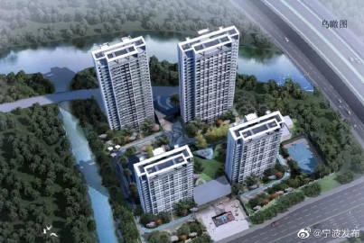宁波奉化最大人才公寓项目规划设计方案获批