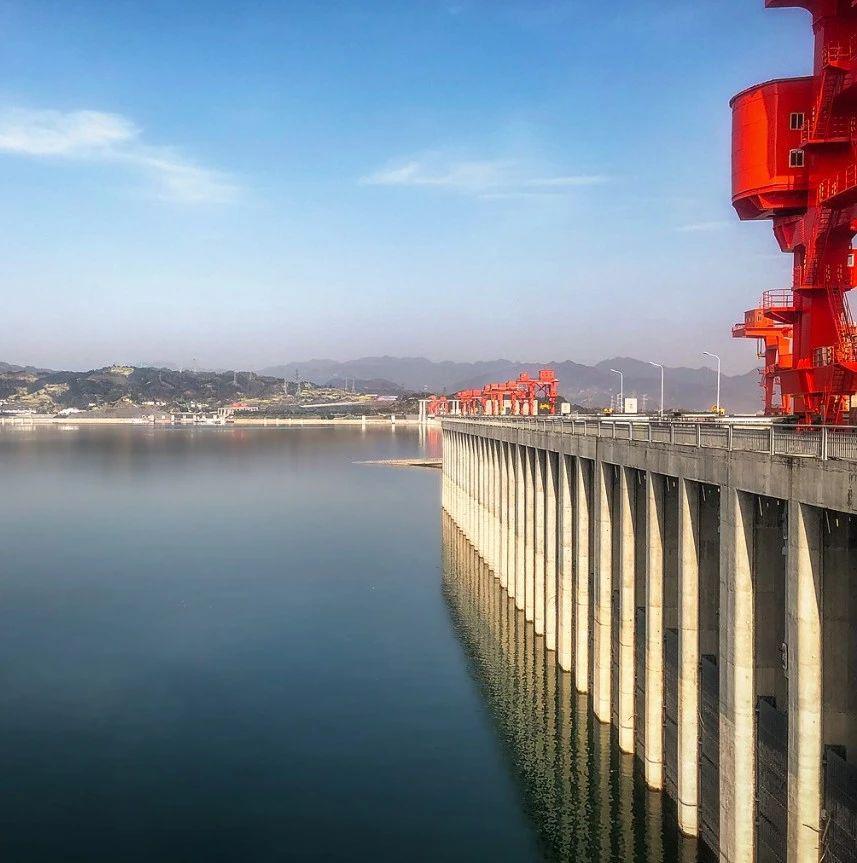 100亿立方米!三峡水库向下游补水,全力支援复工复产和春耕灌溉