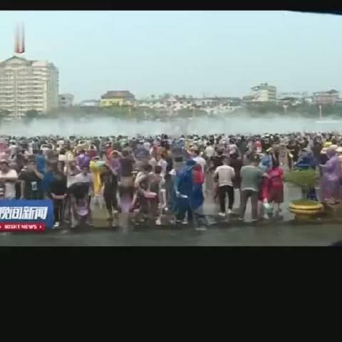 疫情防控期间,西双版纳州停止举办泼水节等民族节庆活动