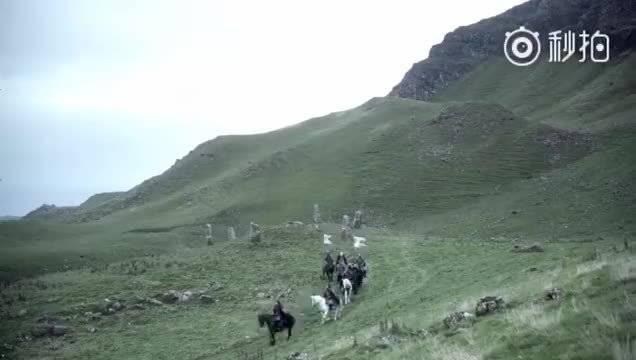 """去年北爱尔兰权游之旅刚好和""""奥丁""""合了影"""