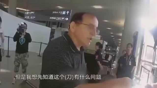 这里是上海,我跟你说英文是尊重你。请为中国警察点赞!   视频网络