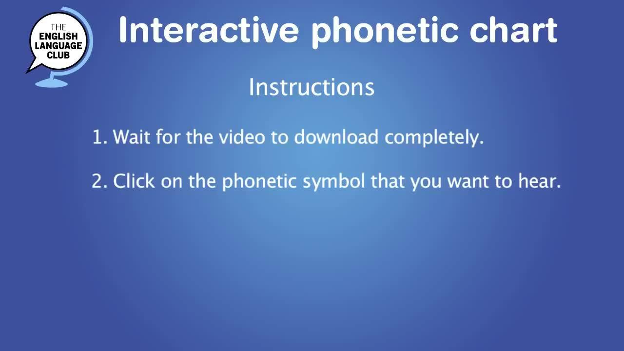 英语国际音标教程