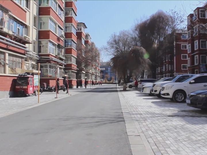 """新疆石河子:""""菜单式""""改造 老旧小区换新颜"""