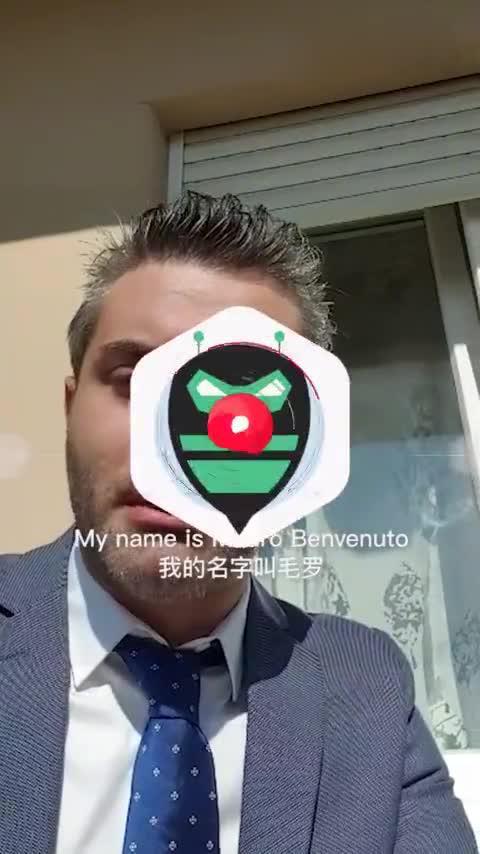 意大利籍机长录视频感谢中国援意:超越政治和文化差异的兄弟情谊