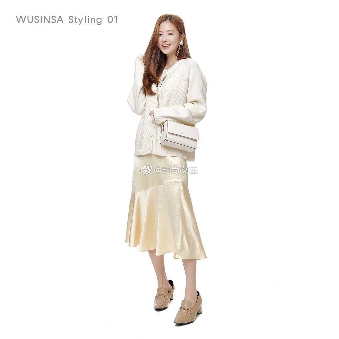 通勤姐妹的穿搭模版来了!简约的韩系风格日常作为参考简直不要太实用