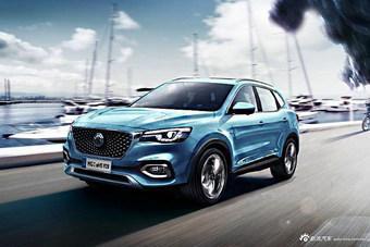 3月新车比价 名爵eHS天津18.63万