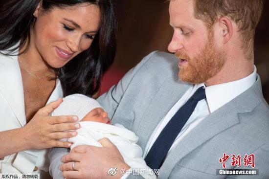 哈里王子夫妇抵达美国 特朗普称不支付哈里王子夫妇安保费