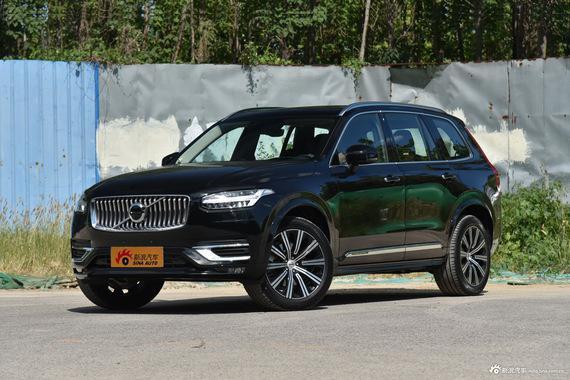 新车优惠7.3折起 沃尔沃XC90武汉地区促销
