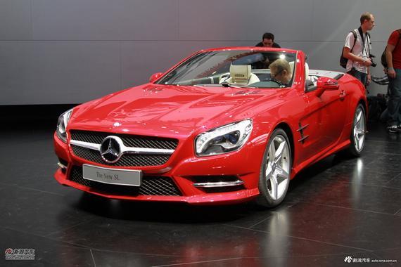 新一轮价格战来袭,奔驰SL级全国最高直降10.61万
