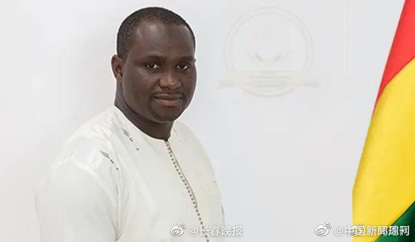 几内亚公共工程部长新冠病毒检测呈阳性