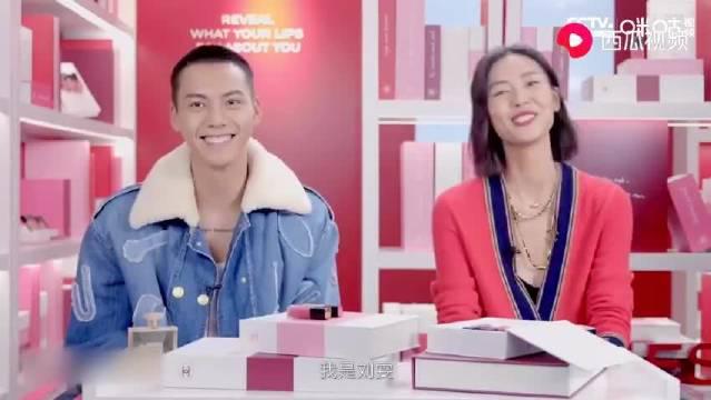 看看陈伟霆和刘雯在一起的专访吧,两人回忆第一次见到彼此的印象
