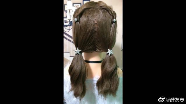 短发的第一百种扎法,一看就会,一扎不废!秒变可爱~
