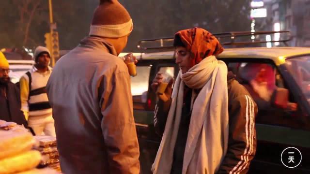 第一次来到印度首都,实拍印度底层人的生活,和国内差别大吗?