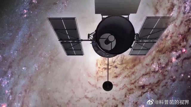 NASA庆哈勃望远镜30周年,输入生日可看到那天的宇宙,你期待吗?