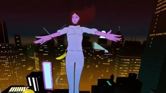 特別喜欢由Motion Appétit动画团队为The pirouettes法国乐队做的MV.