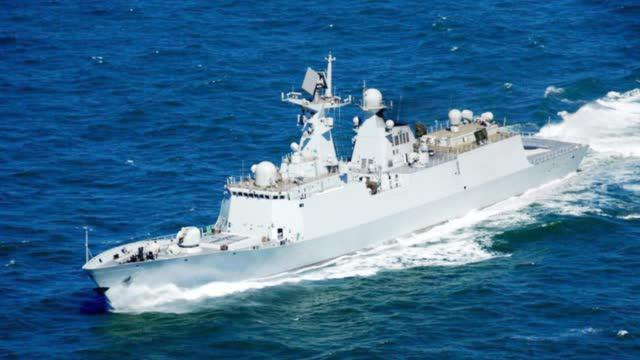 巴铁海军总司令现身沪东造船厂 ,第二艘054A放置龙骨